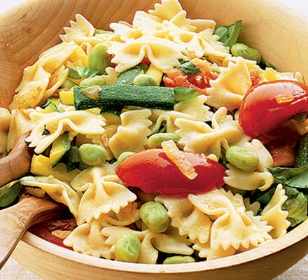 Recetas – Pasta vegetariana