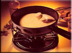 Recetas – Fondue de queso brie