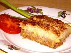 Recetas – Pastelón de papa y carne al estilo puertorriqueño