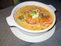Recetas – Sopa de Camarón