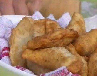Recetas – Empanadas de cerdo fritas
