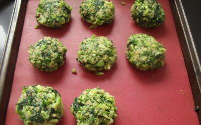 Recetas – Croquetas de brocoli y espinaca