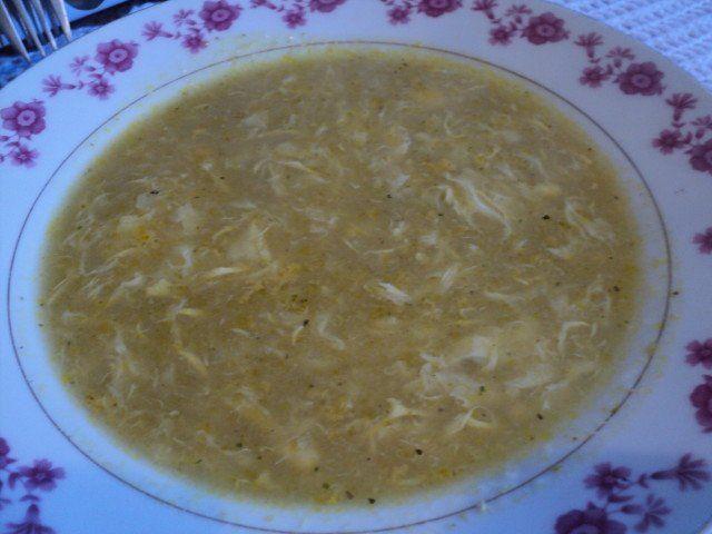 Recetas – Sopa de Cazuela