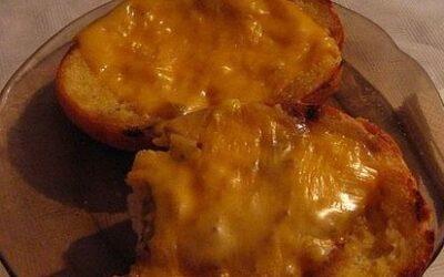 Recetas – Crostini de queso