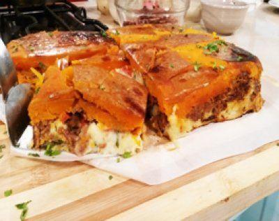 Recetas – Pastel de calabaza y shawarma
