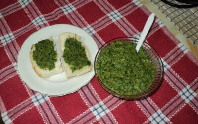Recetas – Salsa picante para untar