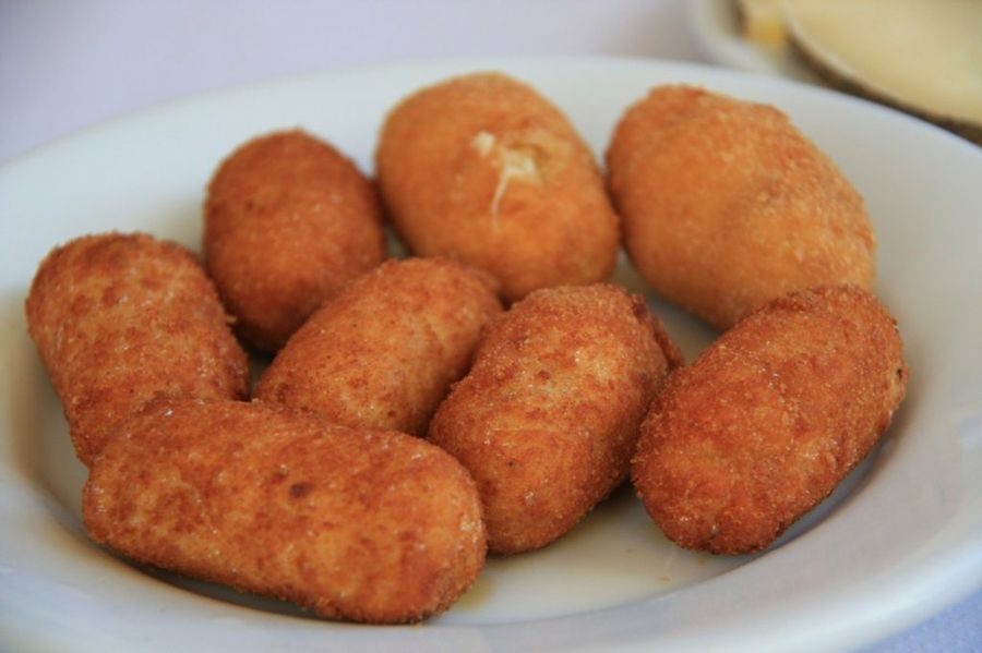 ¡Croquetas de pollo caseras para que disfrutes en familia!