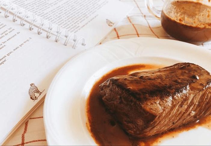 Receta de salsa de Café para carnes