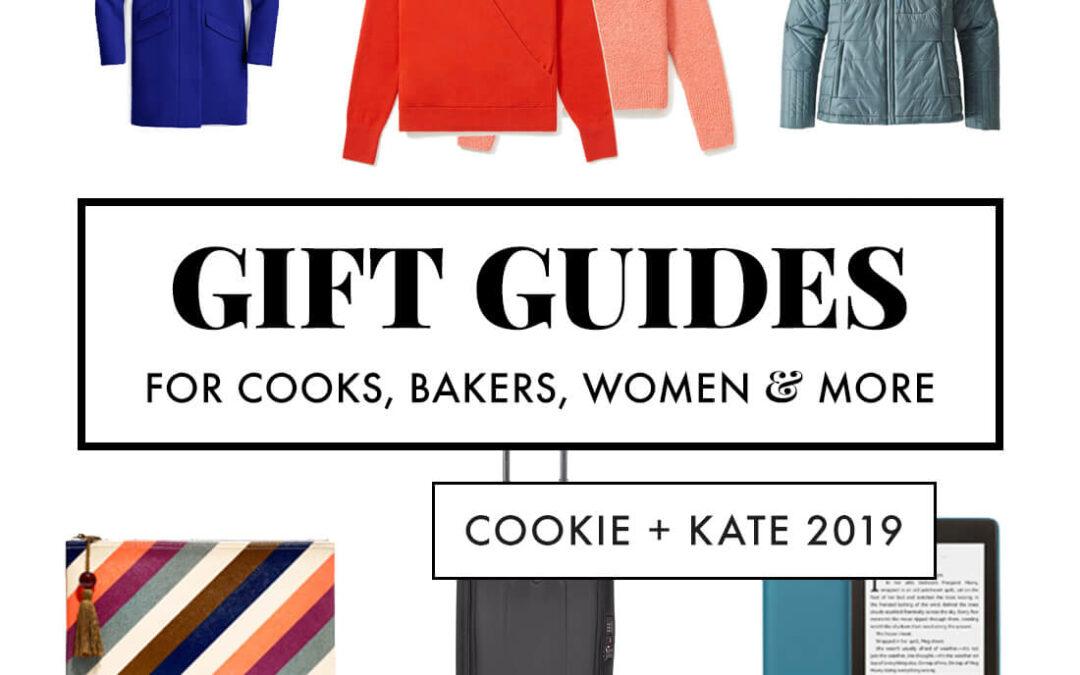 Guía de regalos navideños 2019 – Cookie y Kate
