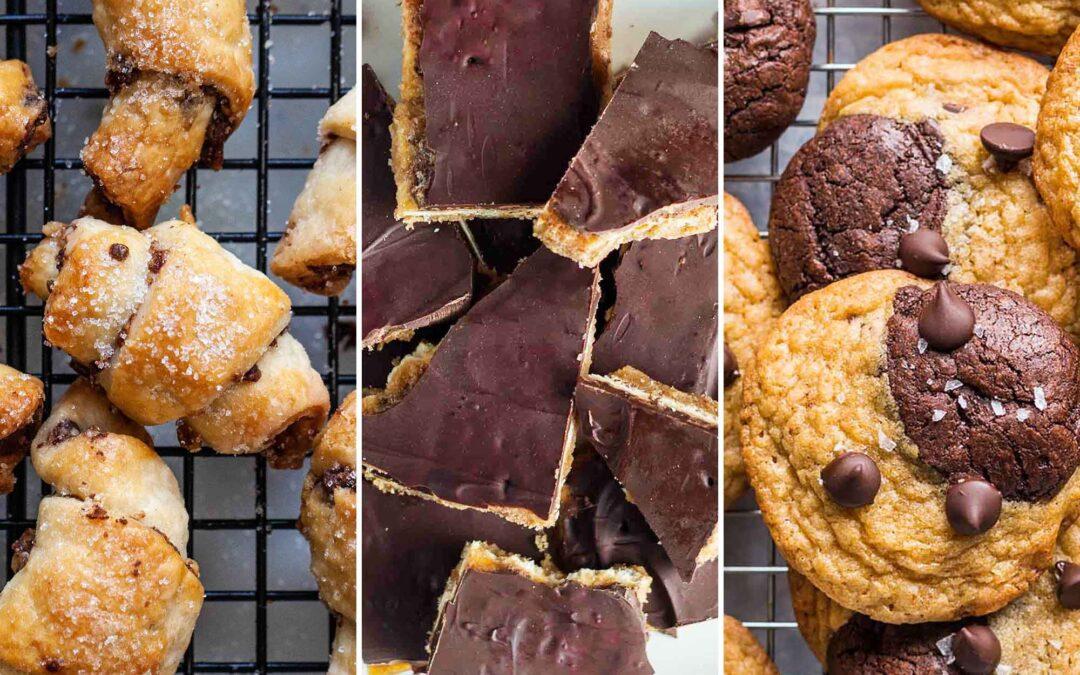 30 mejores cookies que viajan bien