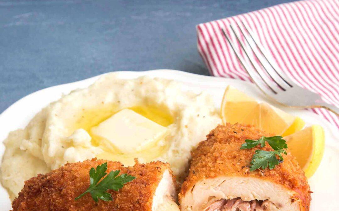 Receta Chicken Cordon Bleu | SimplyRecipes.com