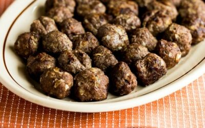 Albóndigas Suecas Al Horno – Kalyn's Kitchen
