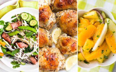 14 recetas de cítricos para alegrar tu día