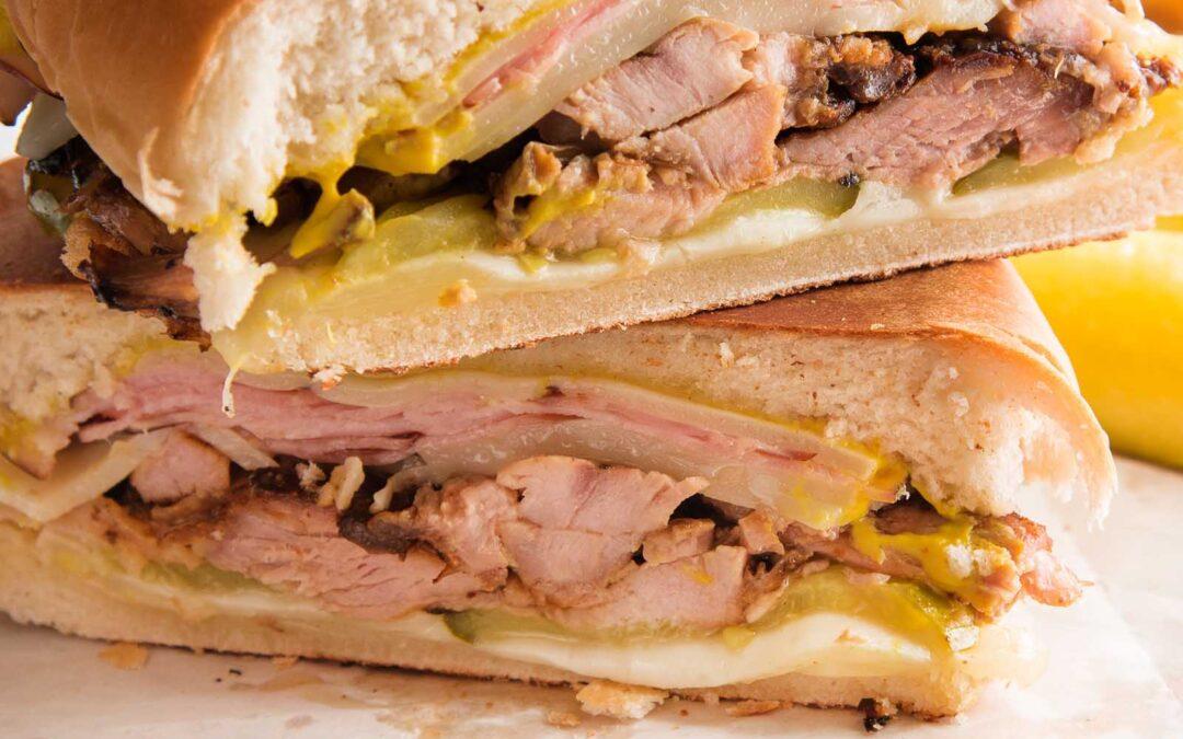 Receta de Sandwich Cubano (Cubano)   SimplyRecipes.com