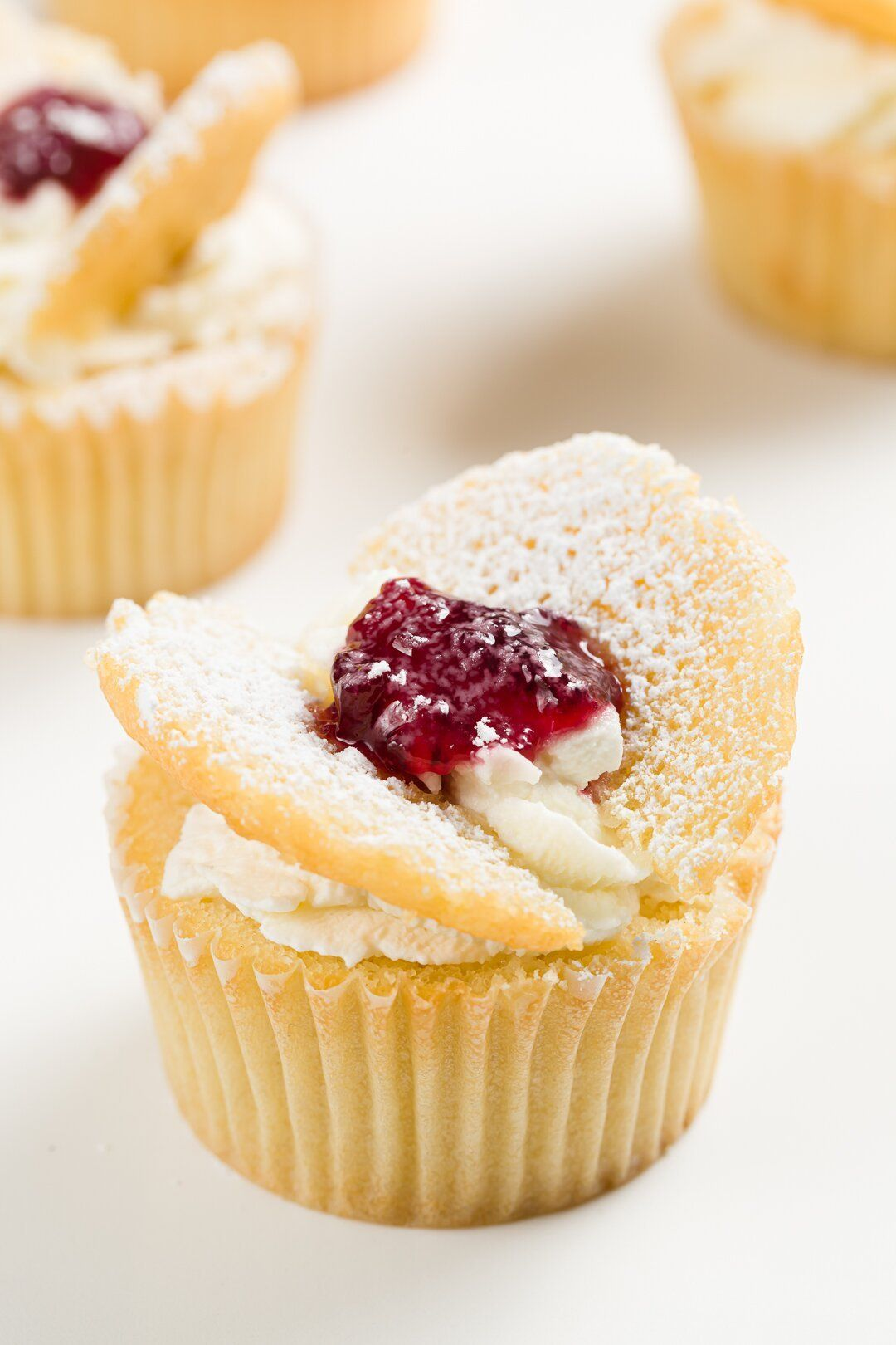 Pasteles de hadas – Receta fácil de pasteles de mariposa