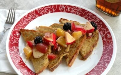 Tostada francesa vegana increíblemente fácil