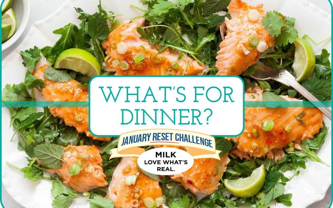 Semana 4 Plan de comidas saludables