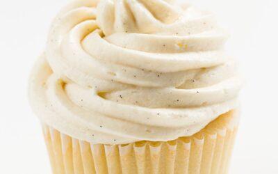 Glaseado de crema agria – Crema de mantequilla picante y dulce