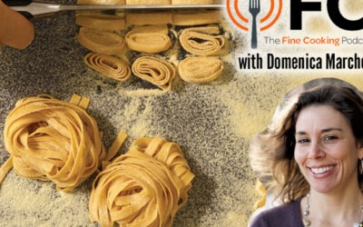 Podcast Episodio 28: Comida italiana desde cero con Domenica Marchetti – Artículo