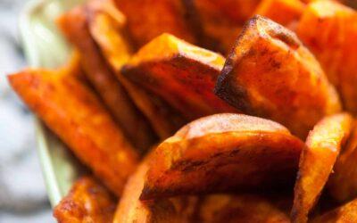 Receta de papas fritas al horno