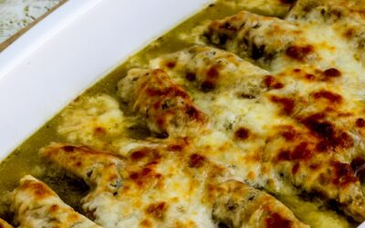 Salsa Verde Chicken Bake – Kalyn's Kitchen