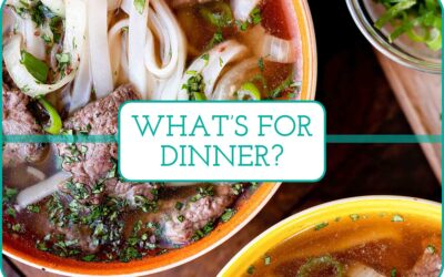 ¿Que hay para cenar? 5 recetas con un toque