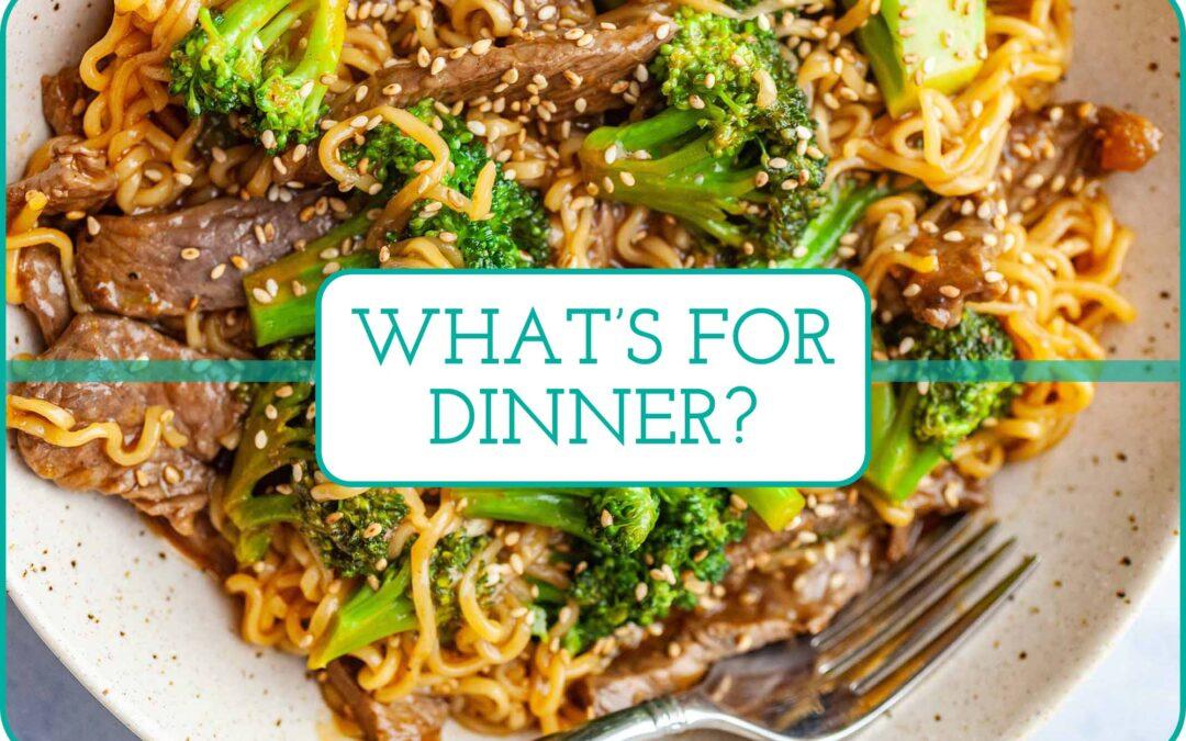 ¿Que hay para cenar? 5 recetas que le encantarán a toda la familia