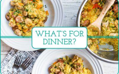 ¿Que hay para cenar? 5 ideas para cenar que hacen grandes sobras