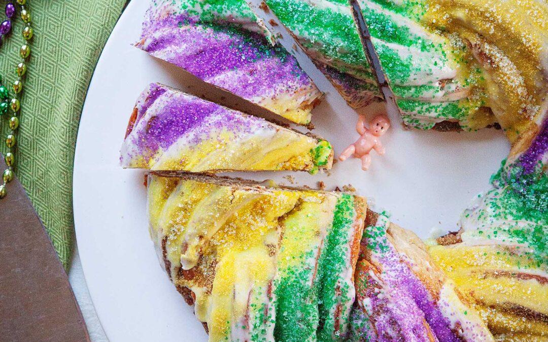 Receta King Cake | SimplyRecipes.com