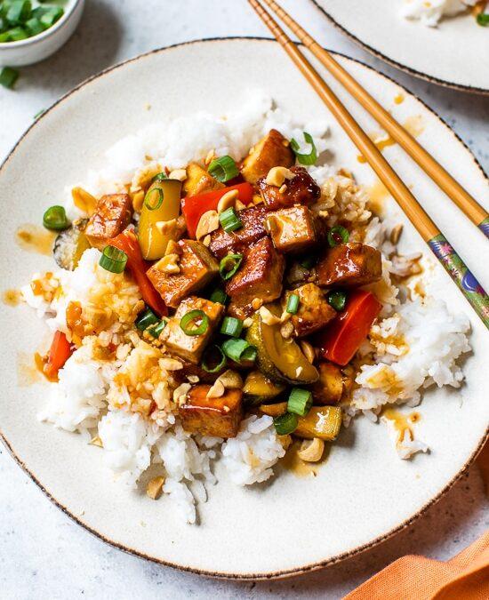 Kung Pao Tofu – Skinnytaste