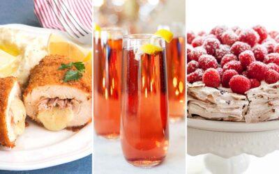 13 recetas románticas para una cita nocturna en