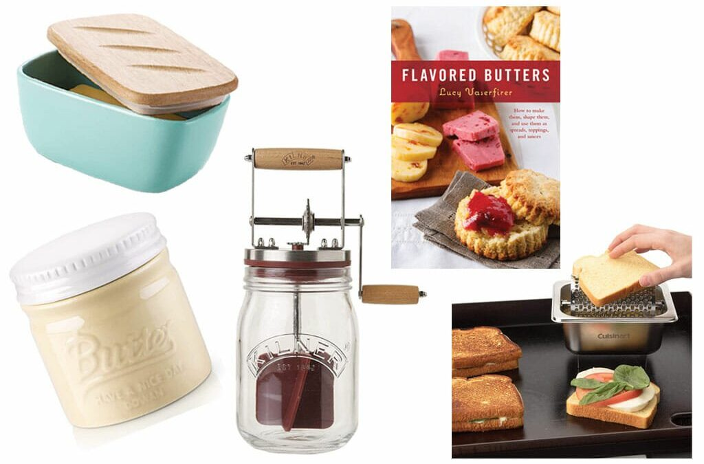 The Friday Buzz: The Better Butter Edition