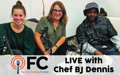 Podcast Episodio 30: EN VIVO con el Chef BJ Dennis – Artículo