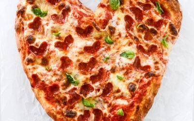 ¡20 recetas para el día de San Valentín!