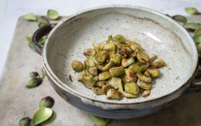 Algunas palabras sobre cómo cocinar alcachofas