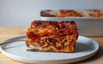 lasaña de verduras perfecta – cocina herida