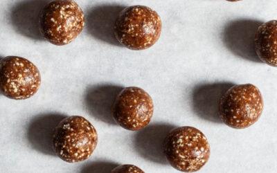 Bolas de energía Chai Spice | La ayuda completa