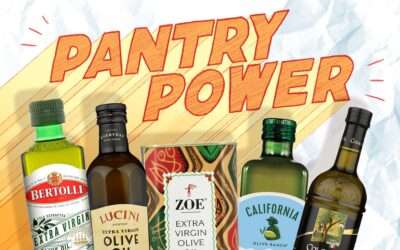 Nuestro aceite de oliva diario favorito
