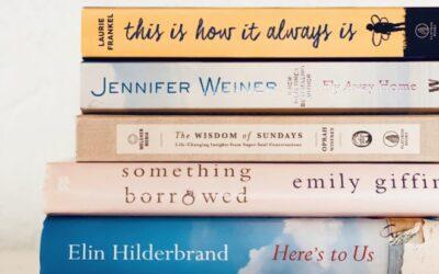 Algunos de mis libros favoritos de todos los tiempos (y qué leer si te estás quedando en casa ahora mismo).