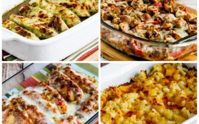 Recetas bajas en carbohidratos y ceto con ingredientes que puede tener a mano