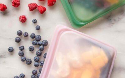 Preparación de la comida de la mañana: ¡haz tus propios paquetes de batidos!