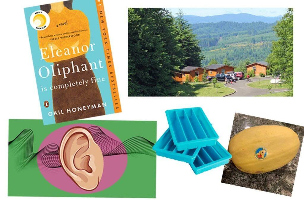 The Friday Buzz: Camping, moldes de silicona y comidas de atún enlatadas favoritas