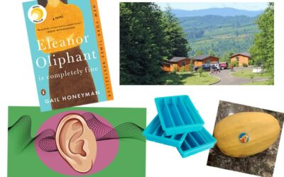 The Friday Buzz: Camping, moldes de silicona y comidas de atún enlatadas favoritas