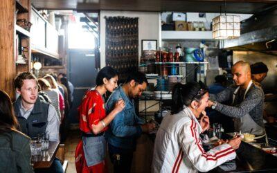 Restaurantes y coronavirus: cómo manejan las empresas alimentarias en todo el país Covid-19