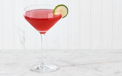 Cóctel Haute Hibiscus – Receta