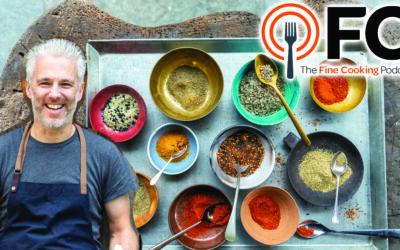 Podcast Episodio 31: Condimentar las cosas con Lior Lev Sercaz – Artículo