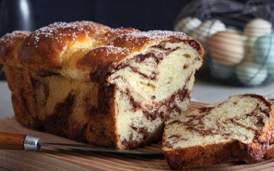 Una masa, cuatro panes de Pascua – Revista