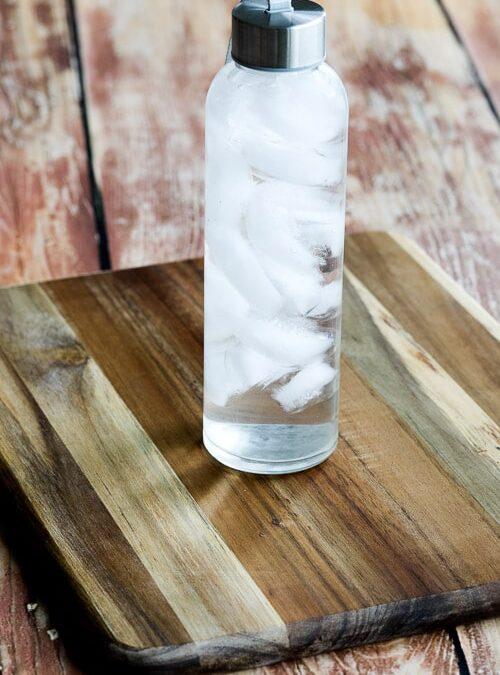 ¡Intento beber más agua y otras cosas en las que estoy pensando! – Cocina de Kalyn