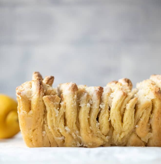 Pan de limón y coco – Pan de limón y coco