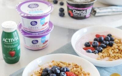 Desayuno resuelto: por qué el yogur es nuestro héroe matutino